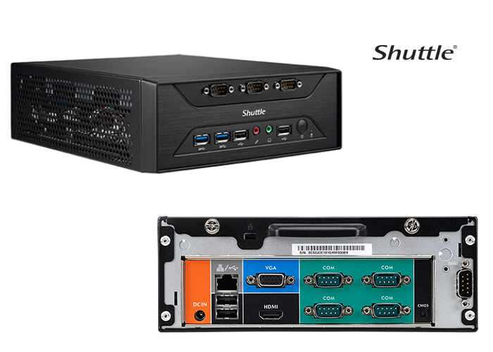 Shuttle Mini PC