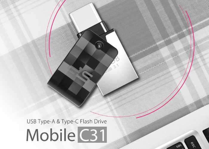 Silicon Power Mobile C31