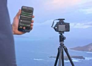 Arsenal DSLR And Mirrorless Smart Camera Assistant (video)