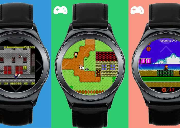 Smartwatch GameBoy Emulator