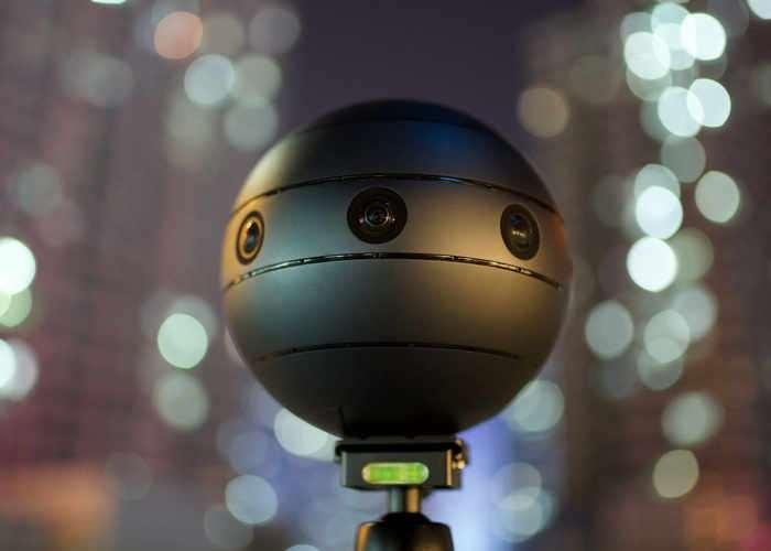 Sonicam 360 Degree 3D VR Video Camera