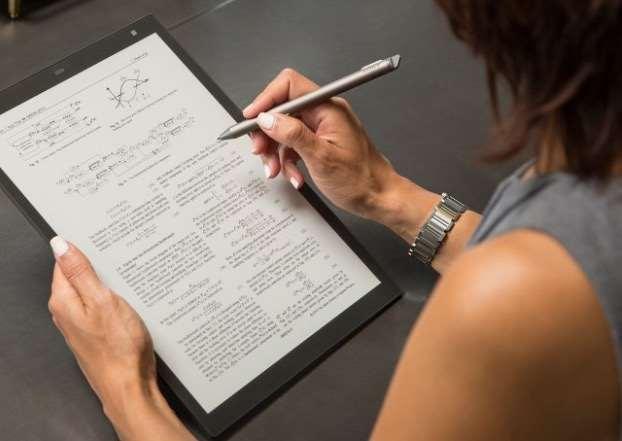 Sony Digital paper Tablet