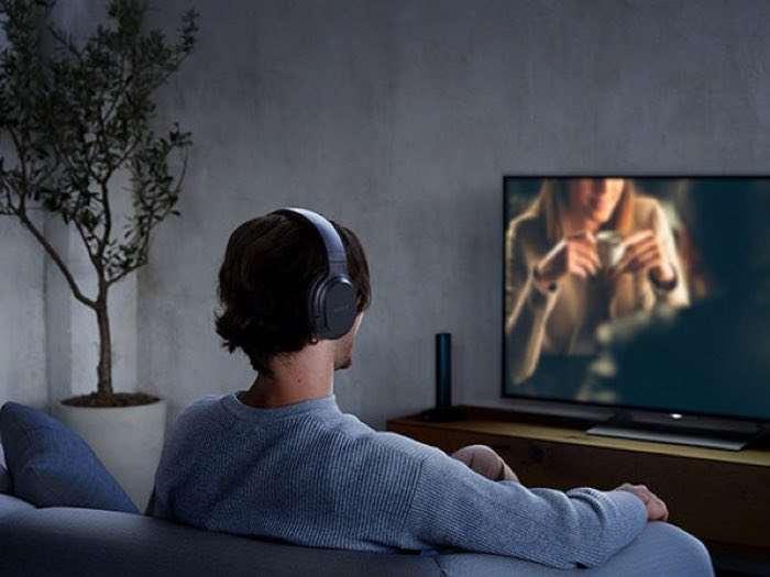 Sony RF Wireless Home Theater Headphones