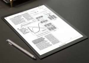 Sony Digital Paper Tablet Updated DPT-RP1