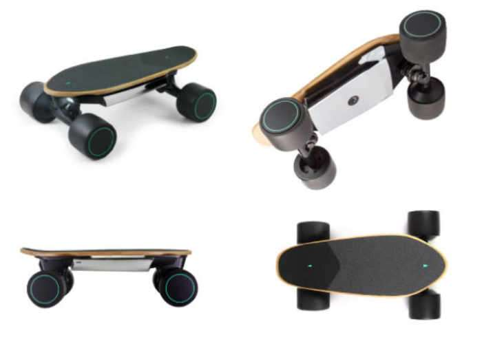Spectra Smart Electric Skateboard