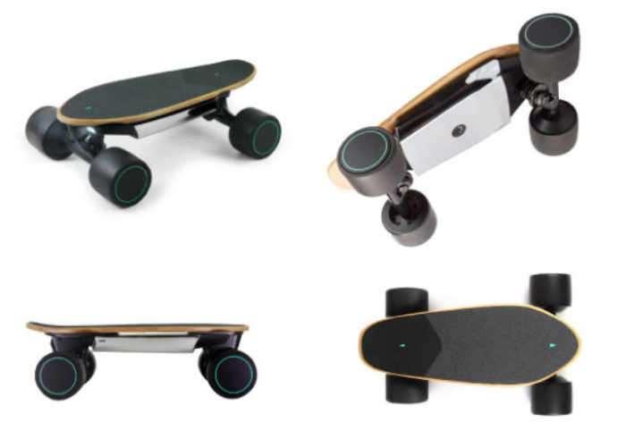 Spectra Smart Electric Skateboard