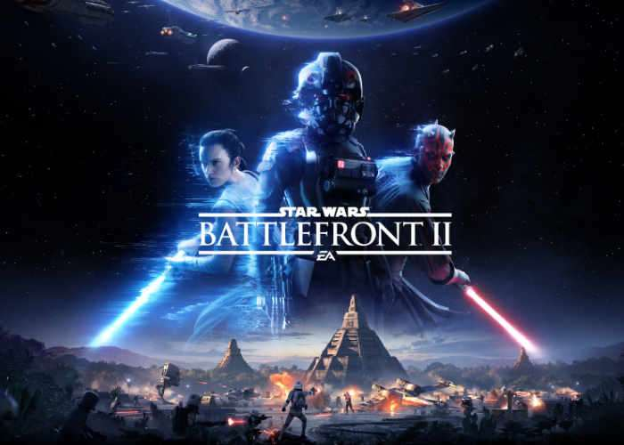 Star Wars Battlefront 2 New Video Shows Off 'Massive Worlds'