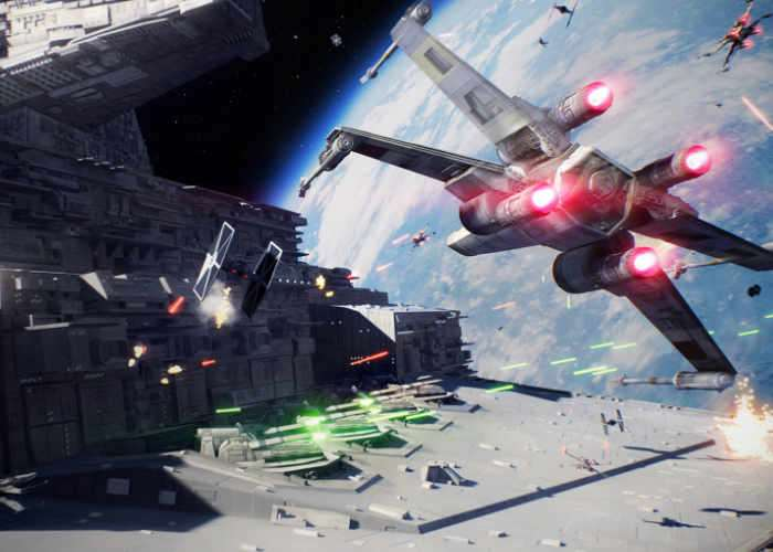 VR Star Wars Battlefront 2 battles look set for E3 reveal