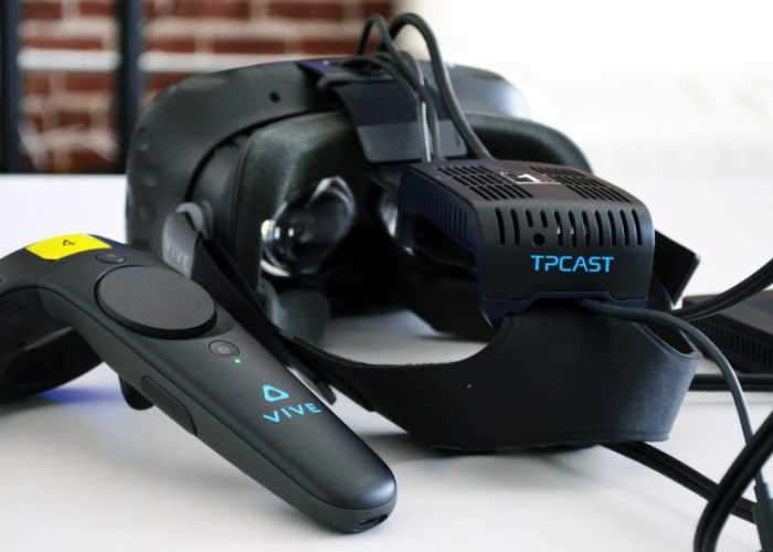 TPCAST Business Edition Wireless VR Kit