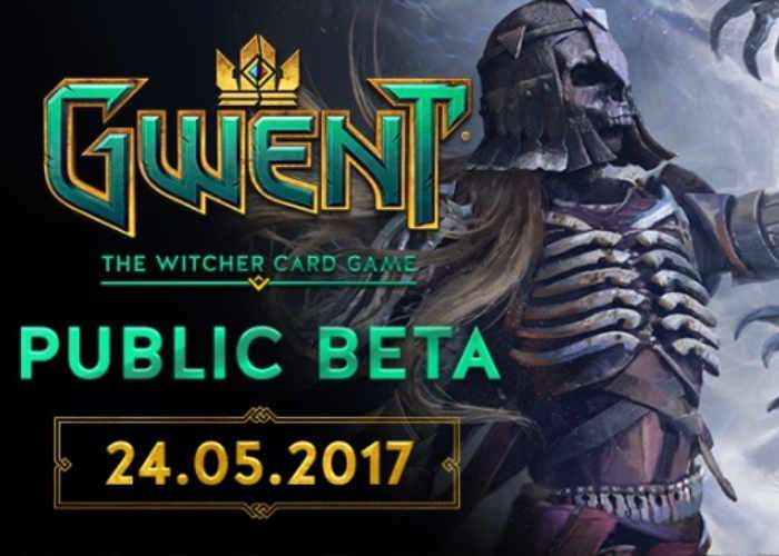 The Witcher Card Game Gwent Enter Open Beta