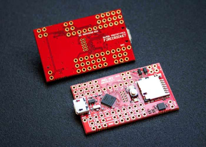 Tiny Firecricket 32-bit Arduino Development Board