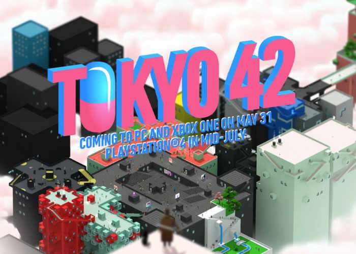Isometric shooter 'Tokyo 42' is now available on PC and Xbox One
