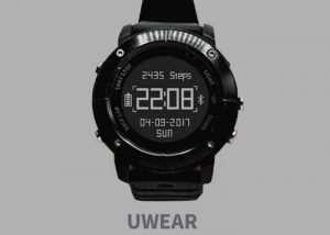 UWear Smartwatch Designed For Hikers Hits Kickstarter (video)