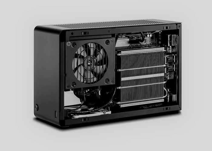 Ultra-Compact SFF Case