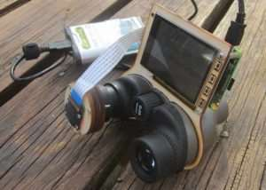 Transform Your Binoculars Into Long Range Video Recording Pinoculars (video)