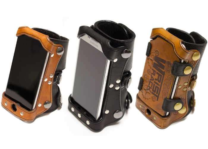 Wear Your Smartphone On Your Wrist