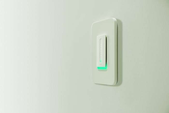 Belkin wemo dimmer light switch launched geeky gadgets for Wemo light switch