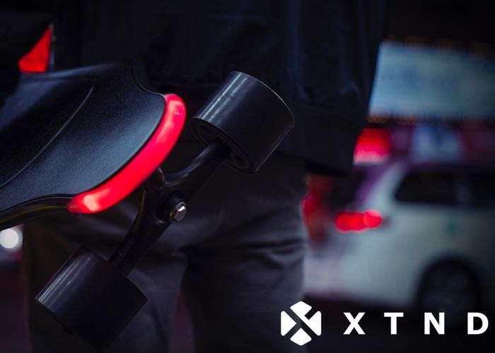 XTND Electric Skateboard