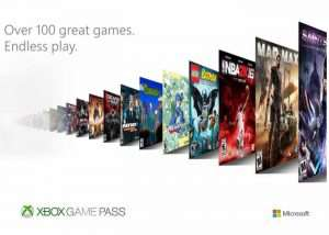 Xbox Game Pass Launches June 1st 2017 (video)