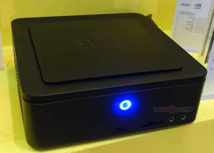 Zotac ZBOX MA551 SFF Desktop