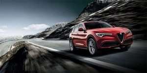 Alfa Romeo Stelvio Starts at $41,995