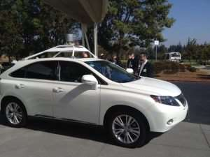 The Self Driving Apple Car Appears On Video