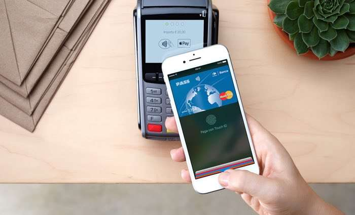 Apple Pay officially rolling out in Italy with support from 3 banks