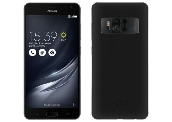 Asus' Tango-supported ZenFone AR coming to USA in July