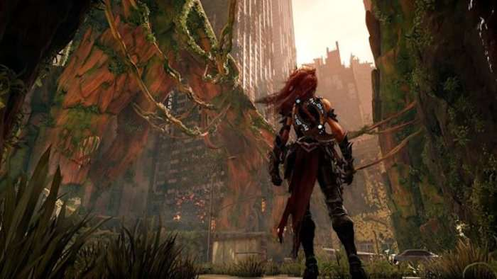 Fury is unleashed in reveal trailer for Darksiders 3