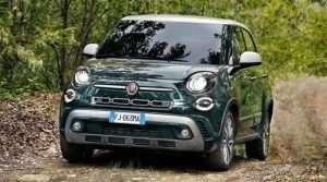 Fiat 500L Redesign Brings 40% New Parts