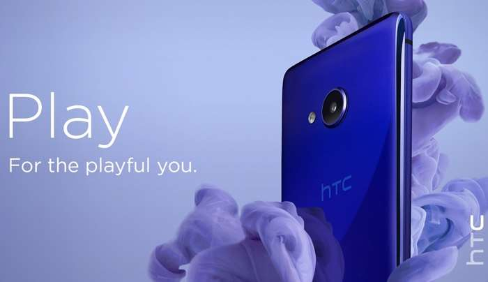 HTC U Play coming to Indian market, priced at Rs 29990