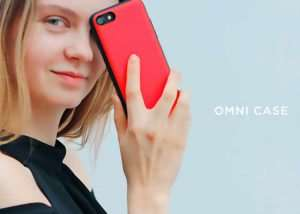 "Omni Case The ""Worlds Thinnest"" iPhone 7 Battery Case (video)"