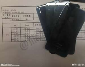 New iPhone SE Rear Glass Panel Leaked