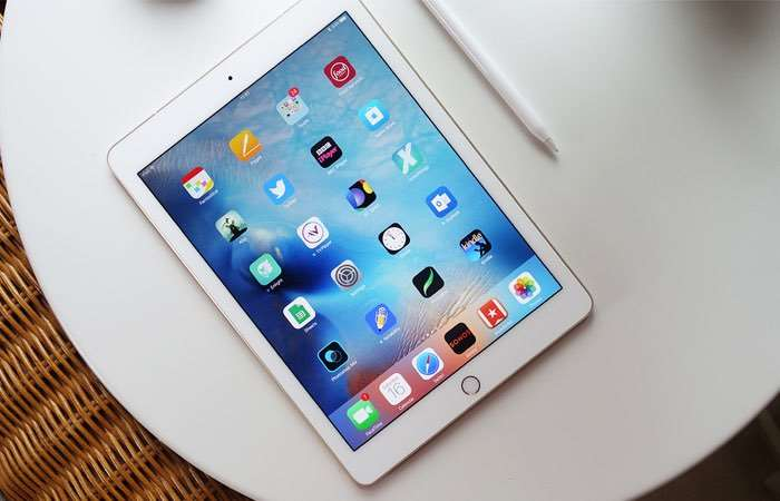 Is Apple working on a bezel-less iPad?