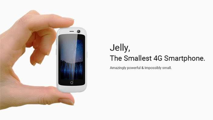 Jelly Pro Could Be The World S Smallest Android Smartphone