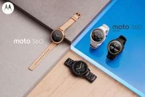 Motorola Releases Android Wear 2.0 For Moto 360 (2nd Gen)