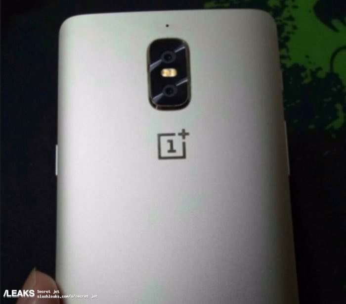 OnePlus 5 prototype leaked, allegedly going up in price