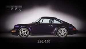 The Evolution Of The Porsche 911 (Video)