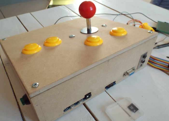 programmable games console