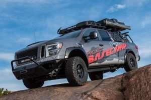 Nissan Titan Project Basecamp Titan XD Pro-4X