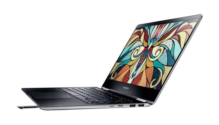 Samsung Notebook 9 Pro Revealed AT Computex