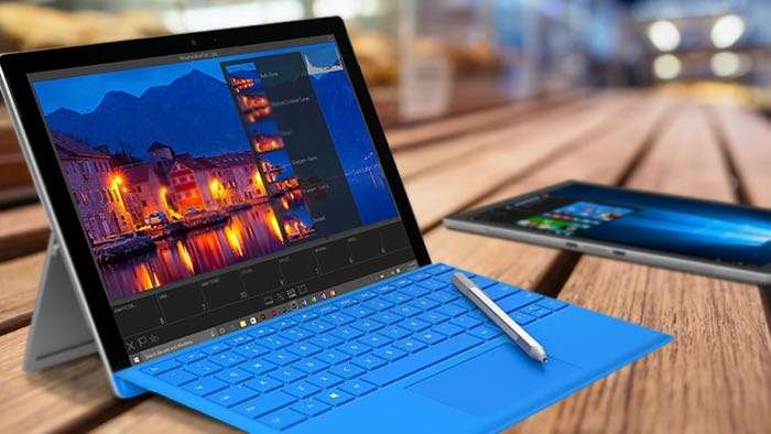Microsoft Delivers a Major Set of Surface Pro 4 Updates