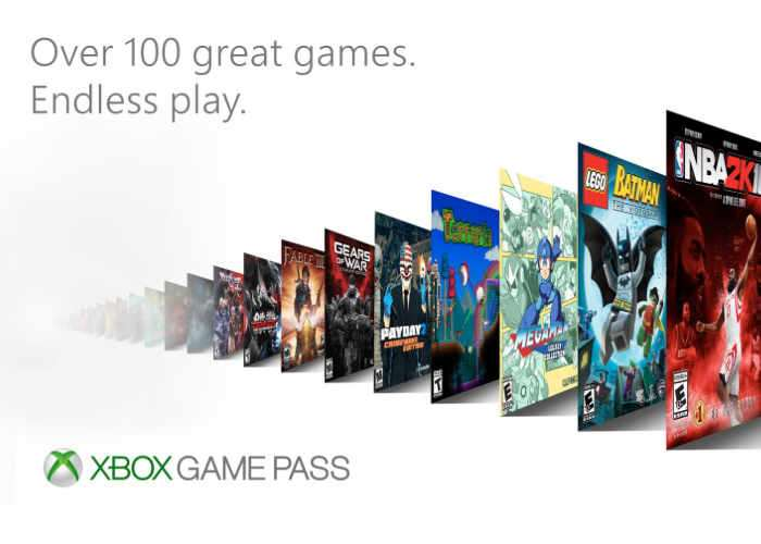 New Games Arriving Via Xbox Game Pass