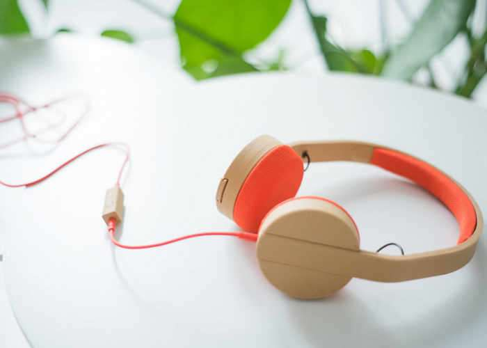 DIY headphones