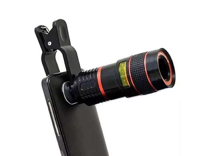 8x Telephoto Smartphone Lens