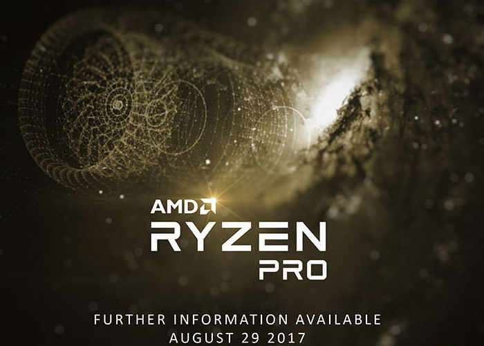 AMD Ryzen Pro CPUs To Challenge Intel In The Enterprise Arena