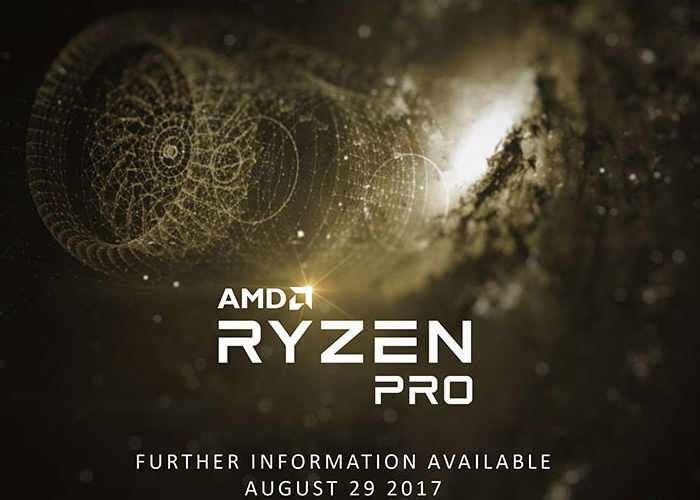 AMD Ryzen PRO Desktop Processors