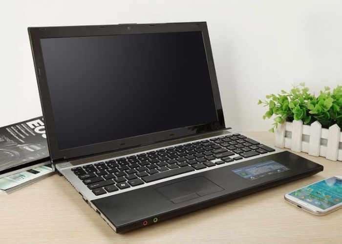 Alpha Centurion Laptop