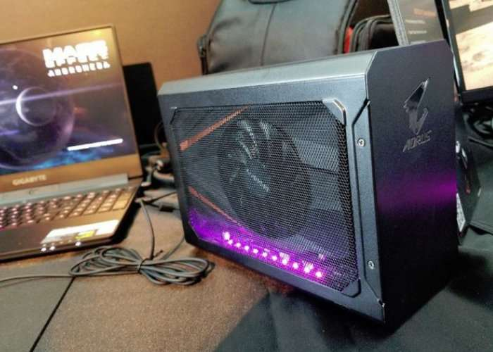 Aorus GTX 1070 Gaming Box External Graphics Dock