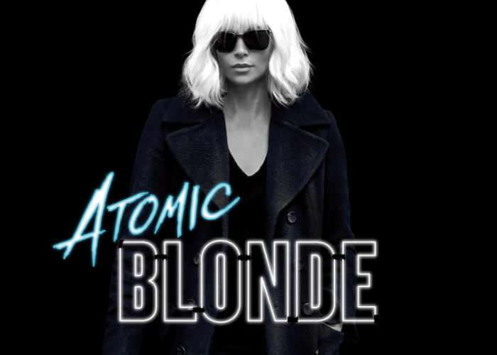 Atomic Blonde Action Thriller Starring Charlize Theron